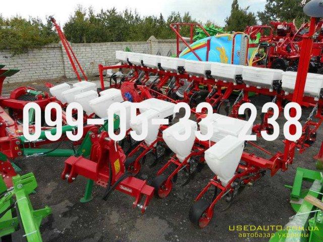 Продажа  сеялка су-6 су-8 ,СУПН-8/6 , Сельскохозяйственный трактор, фото #1