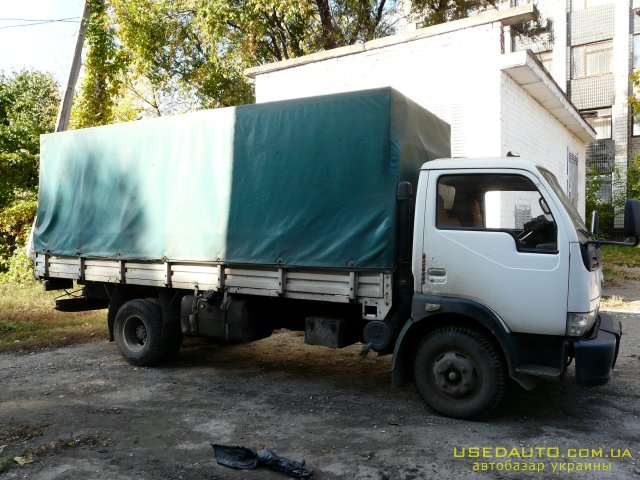 Продажа DONGFENG DF40 , Тентованый грузовик, фото #1