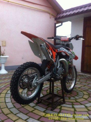 Продажа KTM sx85 , Кроссовй мотоцикл, фото #1