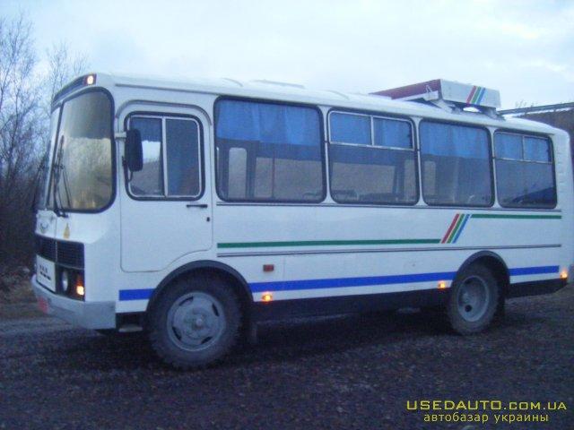Продажа ПАЗ 32054 , Городской автобус, фото #1