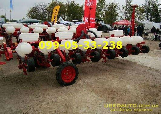 Продажа сеялка  Веста_6 ОРИГИНАЛ ЗАВОД Веста 8 , Сеялка сельскохозяйственная, фото #1
