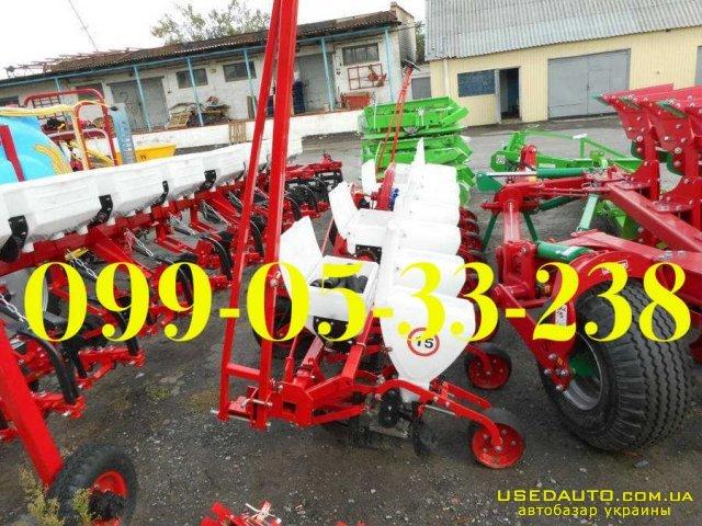 Продажа Сеялка СУПН-8 инжектор  , Сеялка сельскохозяйственная, фото #1