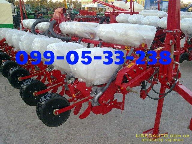 Продажа СЕЯЛКА ВЕСТА8(УПС)ПРОФИ  , Сеялка сельскохозяйственная, фото #1