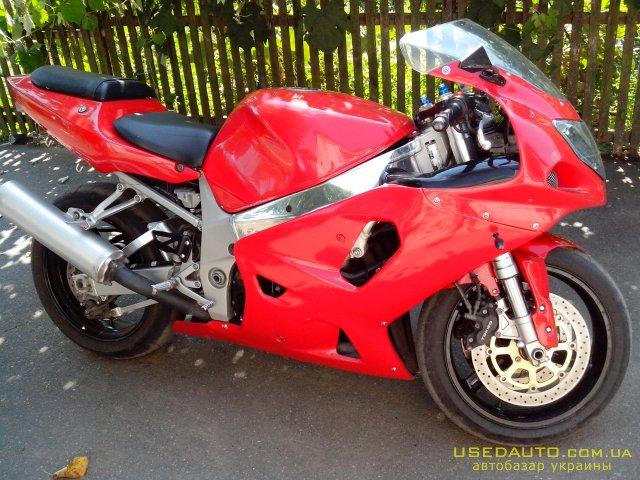 Продажа SUZUKI GSX-R 750 , Спортбайк, фото #1