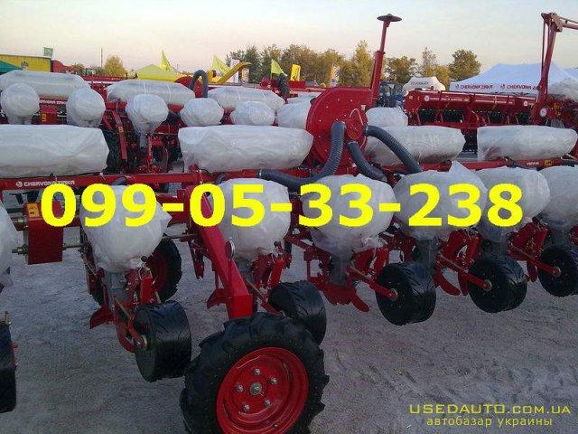 Продажа  VESTA 8 PROFI (с«Факт»)Новинка!  , Сеялка сельскохозяйственная, фото #1