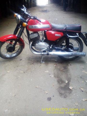 Продажа ЯВА 634 , Дорожный мотоцикл, фото #1