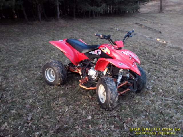 Продажа ZONGSHEN  , Квадроцикл, фото #1