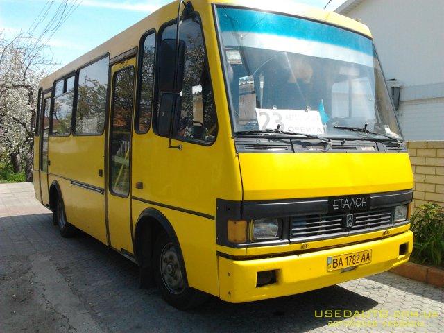 Продажа БАЗ A 079 , Городской автобус, фото #1