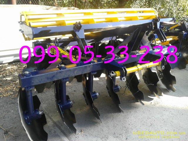 Продажа борона АГД 2,1 сегодня!!!  , Сеялка сельскохозяйственная, фото #1