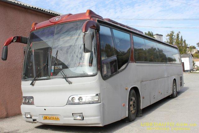 Продажа DAEWOO BH-117-H6 (ДЭУ), Междугородный автобус, фото #1