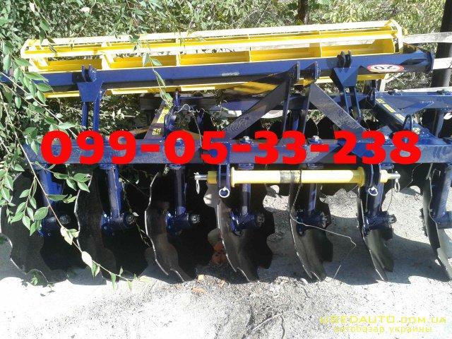 Продажа Данная борона дисковая АГД 2,1  , Сеялка сельскохозяйственная, фото #1