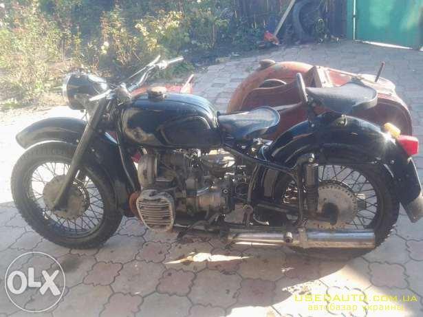 Продажа Днепр к750м , Дорожный мотоцикл, фото #1