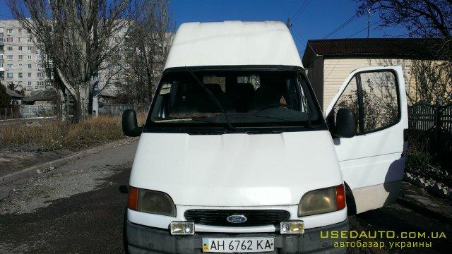 Продажа FORD Транзит (ФОРД), Пассажирский микроавтобус, фото #1
