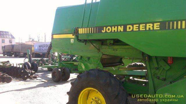 Продажа JOHN DEERE 9600 , , фото #1