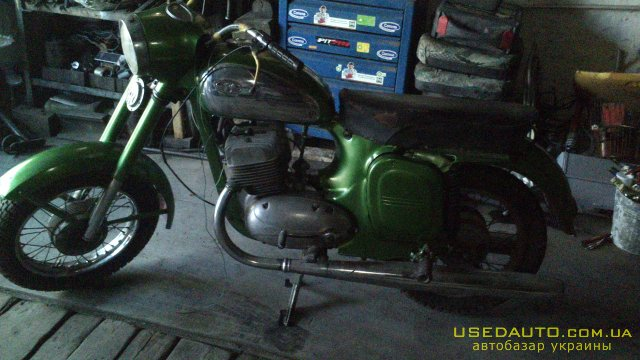 Продажа ЯВА старуха , Дорожный мотоцикл, фото #1