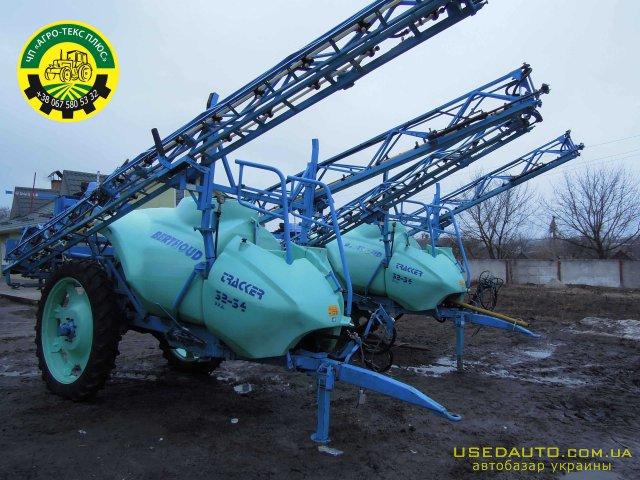 Продажа BERTHOUD Tracker 3200 , Распылитель сельскохозяйственный, фото #1