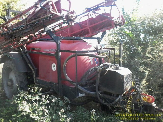 Продажа CASE 3600 , Распылитель сельскохозяйственный, фото #1
