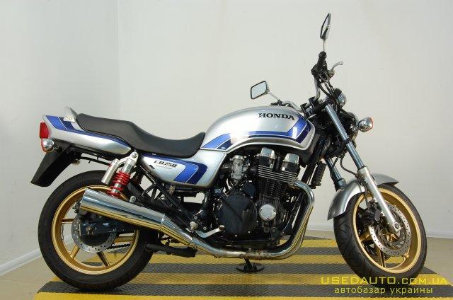 Продажа HONDA CB750 (ХОНДА), Дорожный мотоцикл, фото #1