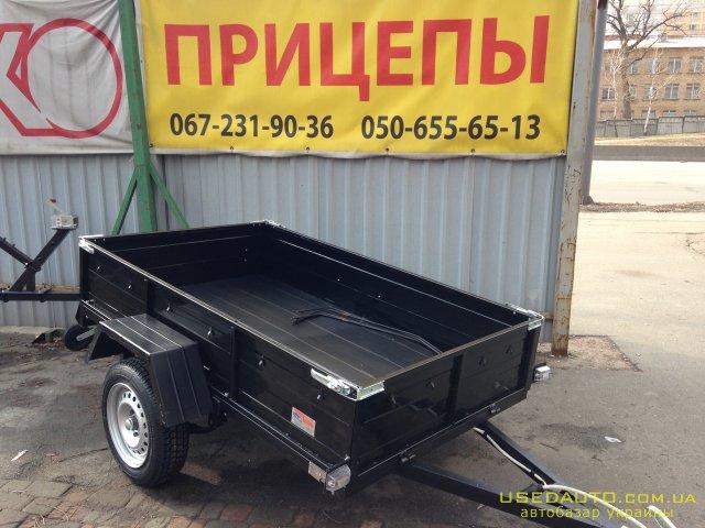 Продажа KHOTT-31 усиленный , Бортовой прицеп, фото #1