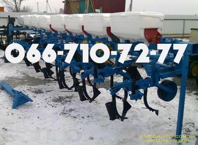 Продажа Культиватор для удобр КРНВ-5.6 , Сеялка сельскохозяйственная, фото #1
