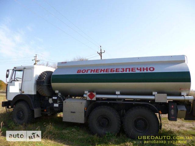 Продажа МАЗ 631705 , Грузовик - бензовоз, фото #1