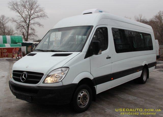 Продажа MERCEDES-BENZ Sprinter 515 , Пассажирский микроавтобус, фото #1