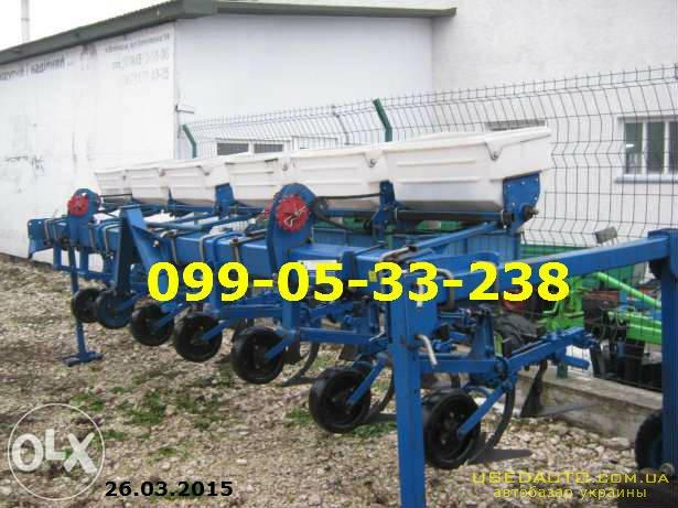 Продажа УСИЛЕННЫЙ КУЛЬТИВАТOР KPH-5.6  , Сеялка сельскохозяйственная, фото #1
