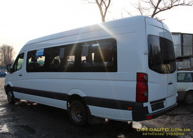 Продажа VOLKSWAGEN Crafter (ФОЛЬКСВАГЕН), Пассажирский микроавтобус, фото #1