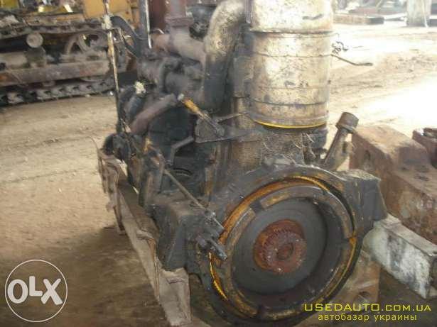 Продажа Двигатель ЧТЗ Д-108 , Бульдозеры, фото #1