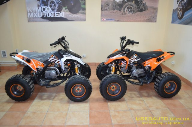 Продажа COMMAN ATV Raptor , Квадроцикл, фото #1