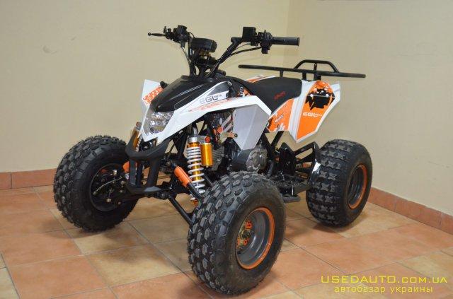 Продажа COMMAN ATV Raptor XT , Квадроцикл, фото #1