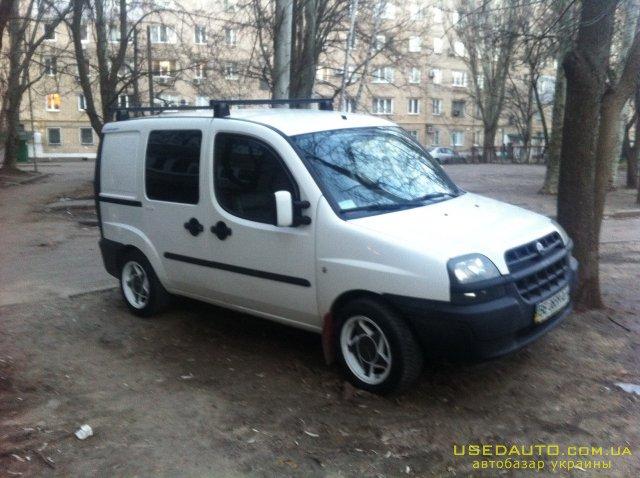 Продажа FIAT doblo (ФИАТ), Минивен, фото #1
