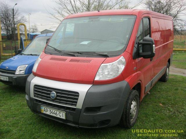 Продажа FIAT Dukato (ФИАТ), Грузовой микроавтобус, фото #1