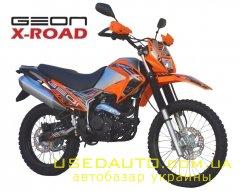 Продажа GEON X-Road 200 , Эндуро, фото #1