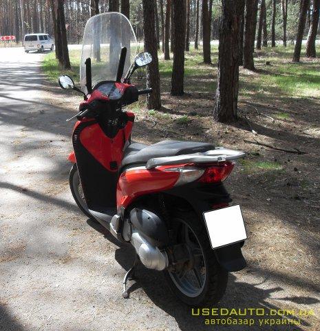 Продажа HONDA SH 150i (ХОНДА), Скутер, фото #1