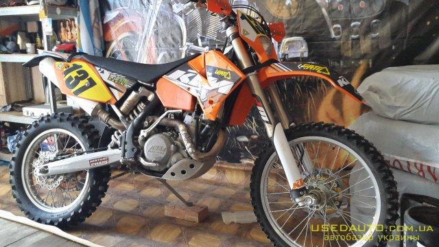 Продажа KTM ЕХС-450 , Эндуро, фото #1