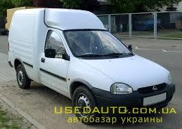 Продажа OPEL Combo (ОПЕЛЬ Комбо), Пикап, фото #1