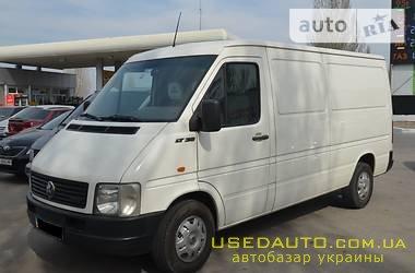 Продажа VOLKSWAGEN LT-35 (ФОЛЬКСВАГЕН), Грузовой микроавтобус, фото #1