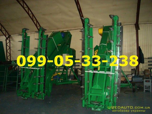 Продажа (70 -т/ч) ЗЕРНОМЕТАТЕЛЬ ЗМ-60  , Сельскохозяйственный трактор, фото #1