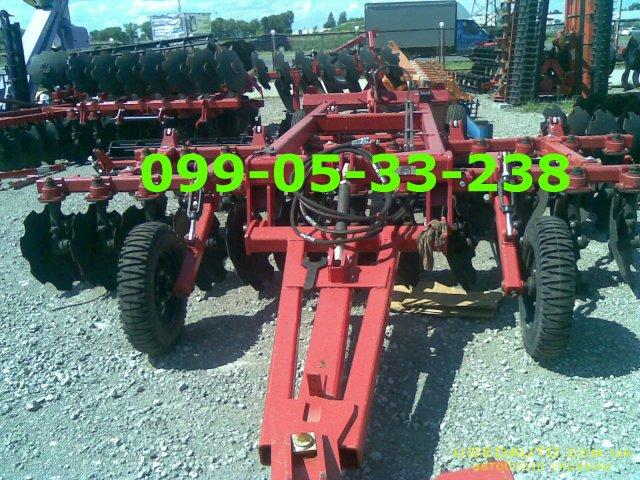 Продажа    АГН -6,3 АГРЕГАТ ПОЛУНАВЕСНОЙ  , Сельскохозяйственный трактор, фото #1