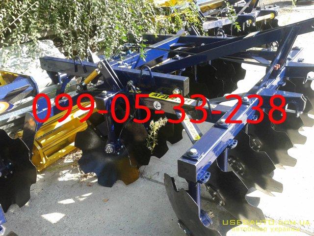 Продажа   Борона прицепная АГД-2.5Н АГД-2.8Н , Сельскохозяйственный трактор, фото #1