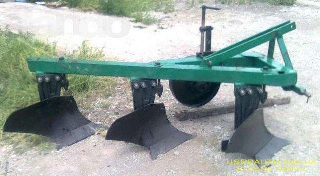 Продажа  Плуг отвальный ПНВ - 3,35   , Сельскохозяйственный трактор, фото #1