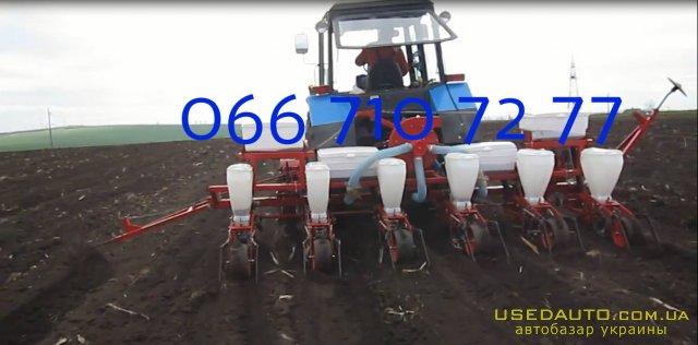 Продажа Контроль высевающих аппаратов СУПН-8 , Сеялка сельскохозяйственная, фото #1