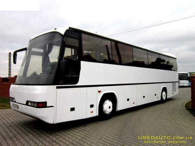 Продажа NEOPLAN N 316 SHD , Туристический автобус, фото #1