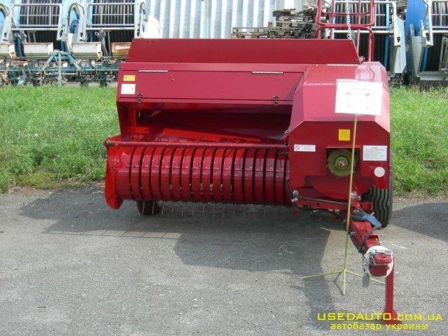 Продажа ПОДБОРЩИК ТЮКОВЫЙ TUKAN НОВЫЙ 1600 , Сельскохозяйственный трактор, фото #1