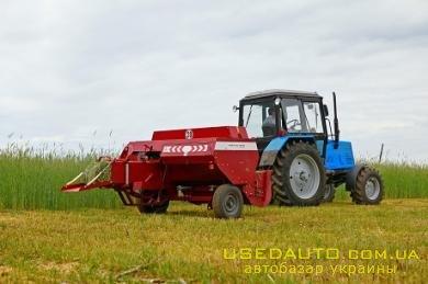 Продажа ПРЕСПОДБОРЩИК ТЮКОВЫЙ TUKAN 1600 , Сельскохозяйственный трактор, фото #1