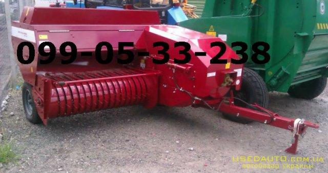 Продажа ПРЕСС  ТЮКОВЫЙ TUKAN1600 1600 , Сельскохозяйственный трактор, фото #1