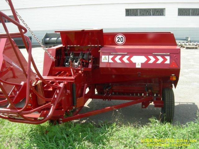 Продажа ПРЕСС-ПОДБОРЩИК ТЮКОВ TUKAN-1600  , Сельскохозяйственный трактор, фото #1