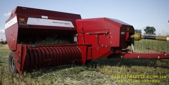 Продажа ПРЕССИК ТЮКОВЫЙ TUKAN1600 1600 , Сельскохозяйственный трактор, фото #1