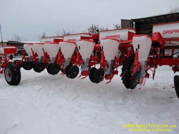 Продажа Сеялка  GASPARDO SP-8 Сеялка про  , Сельскохозяйственный трактор, фото #1